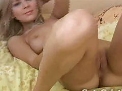 Masturbation with petite shaved pussy clean 18 year old Cute Cristina