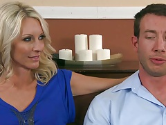 Real wife stories Jordan and Emma needing to relax