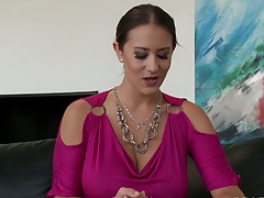 Pornstar punishment with Trina Michaels