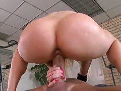 Anal close up cowgirl fucking sporty ass Ashley