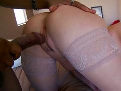 Big tits redhead milf Joslyn fucked doggy style