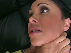 Hot big tits start Jewels gets mouth ripped