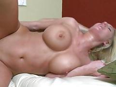 Sideways fucking big tits Zoii dripping wet