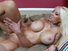 Candon Manson ass to mouth and back to anal