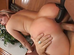 Anal dildo and group anal enjoyment from threesome babes Katja Kassin and Candice Nicole