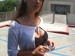 Fully clothed Felony picked up for some fun