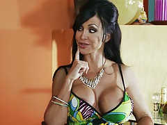 Big tits milf Jewels Jade making out looking for dick