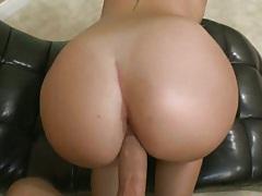 Doggy style nice curvy ass rear penetration