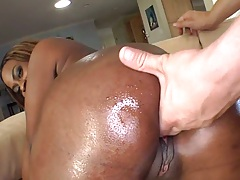 Tori Taylor gets hardcore fingered and rough doggy style fucked in big ass