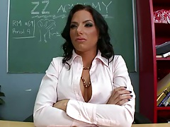 Big tits in sports with parent teacher meeting